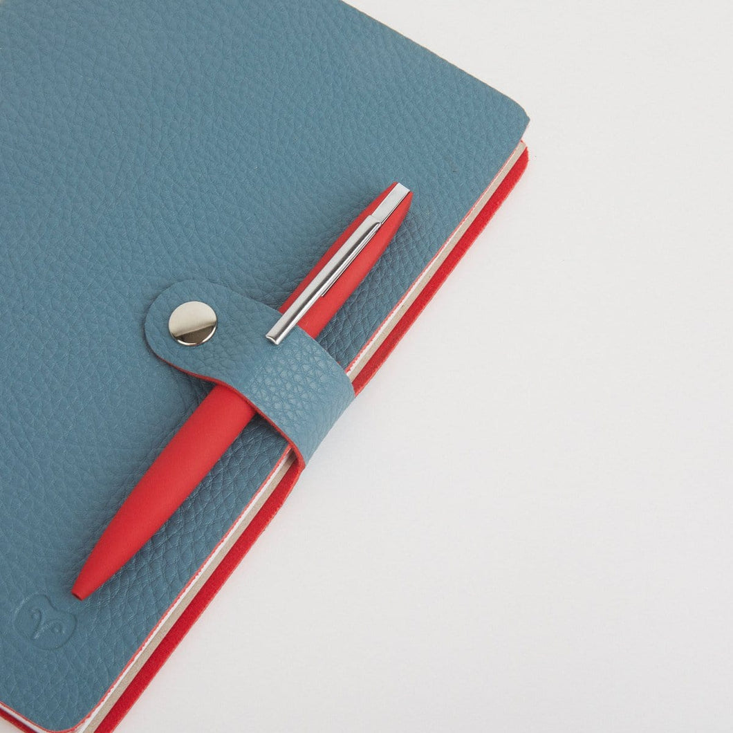 Nicobar Notebook and Blade Ball Pen Set - vegan friendly gifts and accessories by goodeehoo
