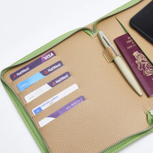 Tropical Travel Wallet - vegan friendly gifts and accessories by goodeehoo