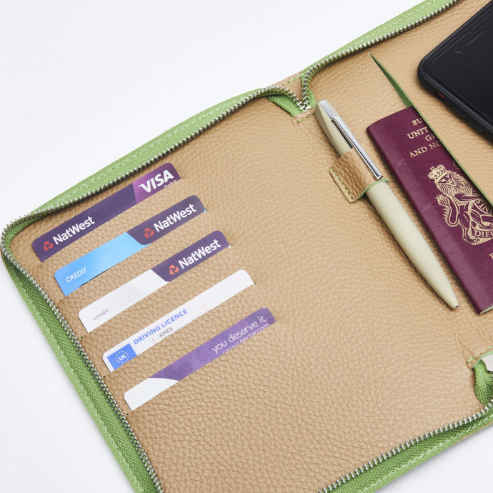 Tropical Travel Wallet