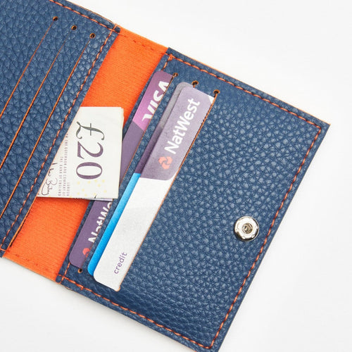 Cape Card Vegan Wallet - vegan friendly gifts and accessories by goodeehoo