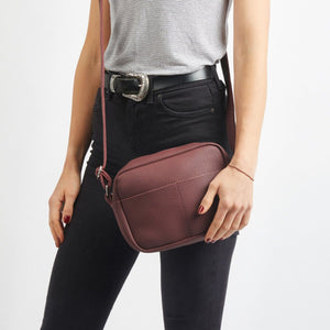 Cuban Cross Body Bag - vegan friendly gifts and accessories by goodeehoo