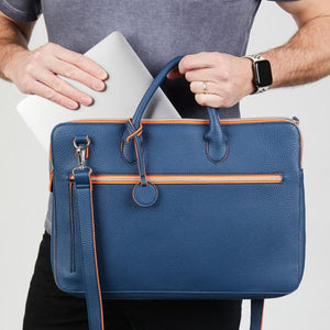 Balsas Document and Laptop Portfolio Bag - vegan friendly gifts and accessories by goodeehoo