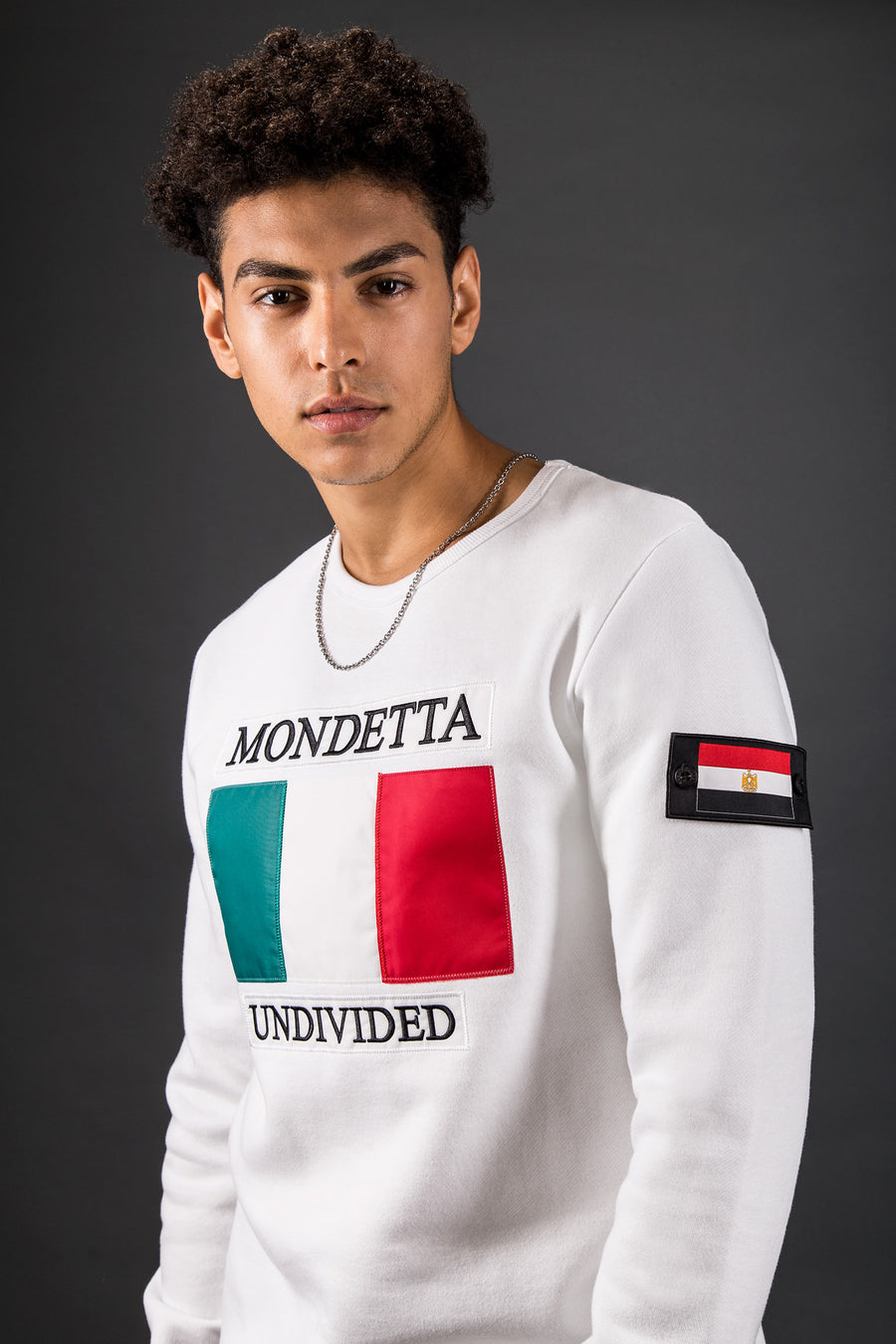 Homage Men's Classic Fit Sweatshirt - Italy