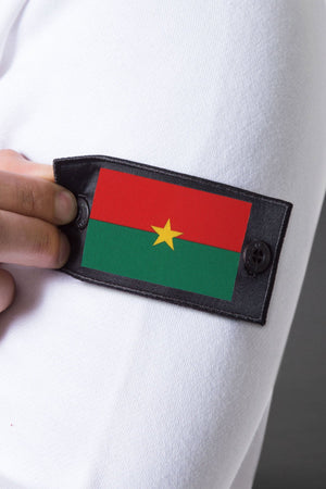 Burkina Faso Patch