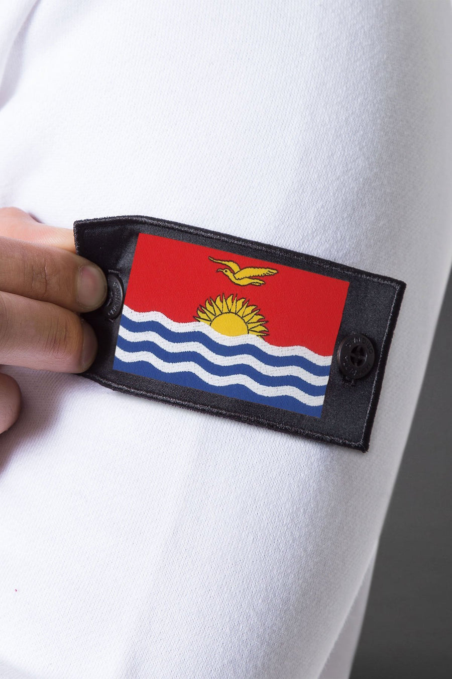Kiribati Patch