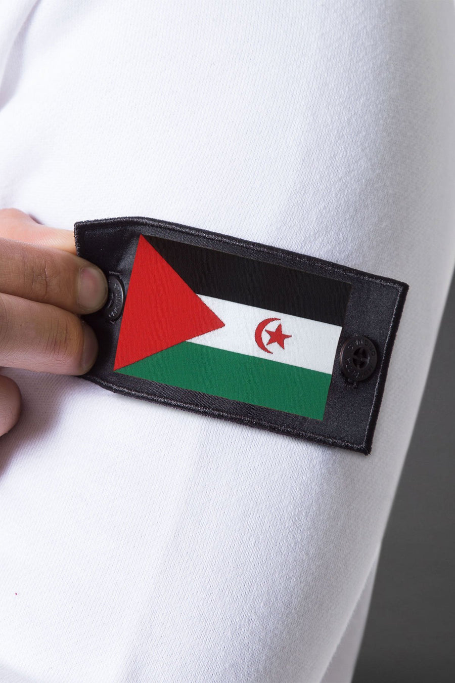Western Sahara Patch