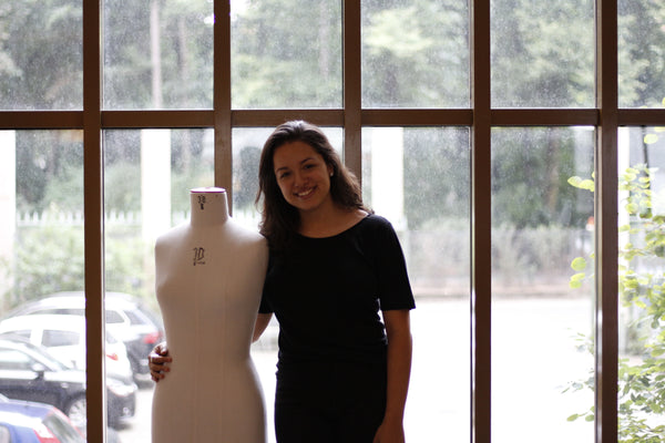 "INTERN EXPERIENCE "" FASHION DESING""  - ALINE"