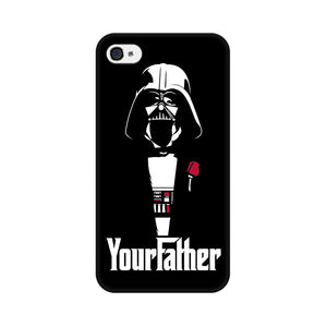 Your Father Apple iPhone 4s Mobile Back Case