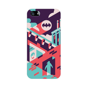 Where Is Batman Apple iPhone 5s Mobile Back Case
