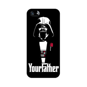 Your Father Apple iPhone 5s Mobile Back Case