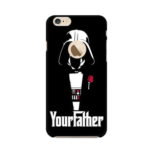Your Father Apple Apple iPhone 6s with Apple hole Mobile Back Case