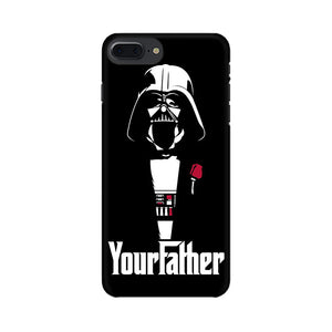 Your Father Apple iPhone 7 Plus Mobile Back Case