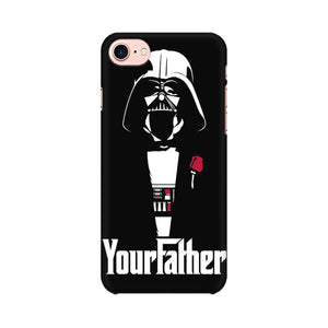 Your Father Apple iPhone 8 Mobile Back Case