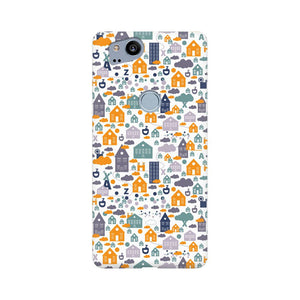 Casute Google Pixel 2 Mobile Back Case