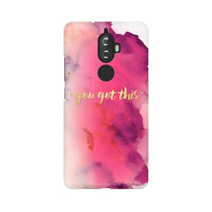You Got This Lenovo K8 Plus  Mobile Back Case