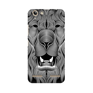 Wavy Lion Lenovo Vibe K5 Plus  Mobile Back Case