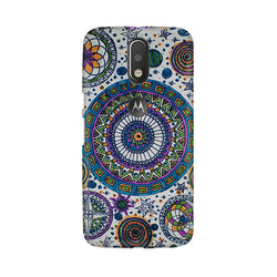 Abstract Colorful Moto G4 Plus Mobile Back Case - JumboShoppers