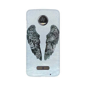 Wings Of Terror Moto Z2 Play  Mobile Back Case