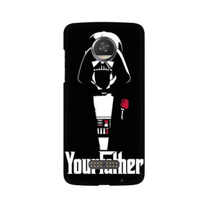 Your Father Moto Z2 Play  Mobile Back Case