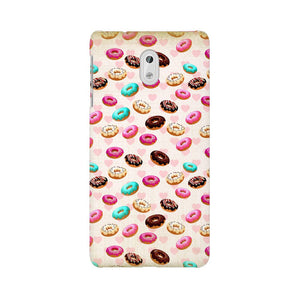 Colorful Cupcakes Nokia 3 Mobile Back Case