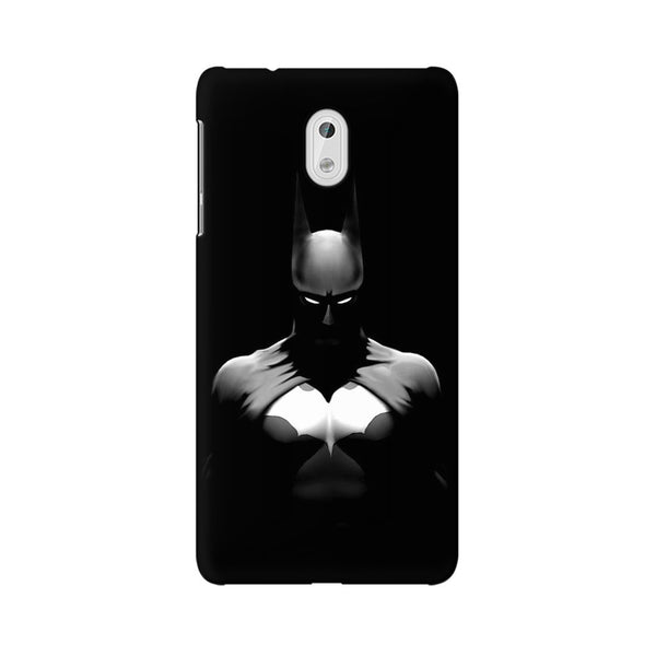 Batman Silhoutte Nokia 3 Mobile Back Case - JumboShoppers
