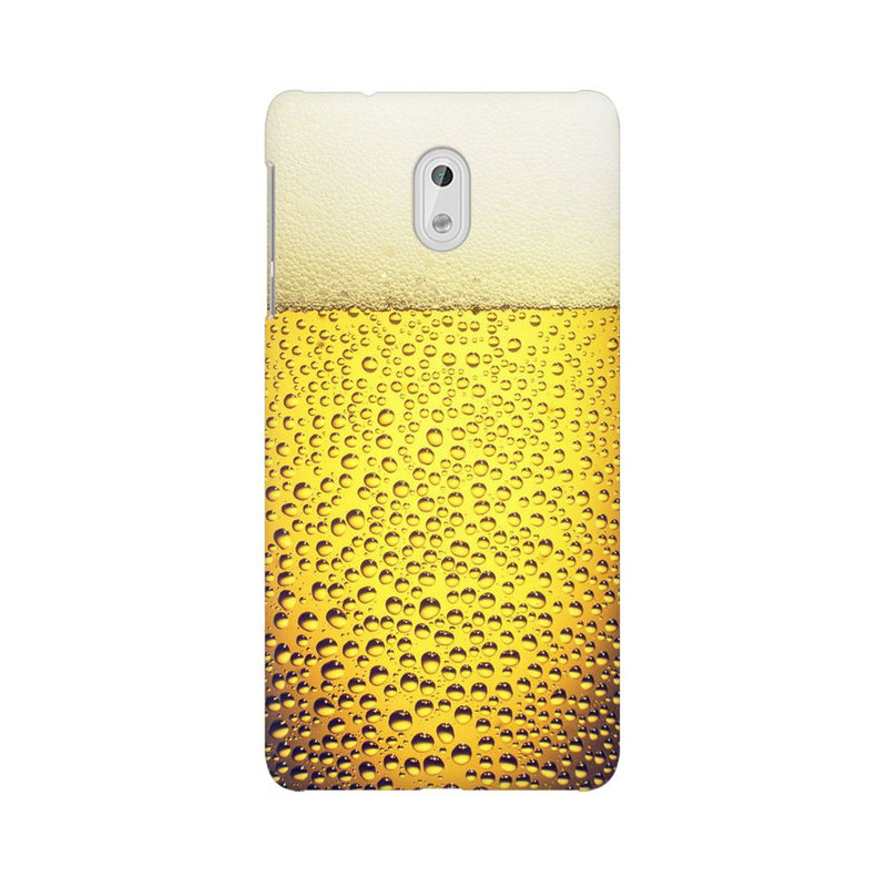 Beer Froth Nokia 3 Mobile Back Case - JumboShoppers