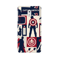 Captain America Collage Nokia 3 Mobile Back Case - JumboShoppers