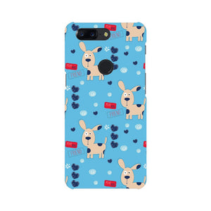 Your Dog Friend OnePlus 5T Mobile Back Case