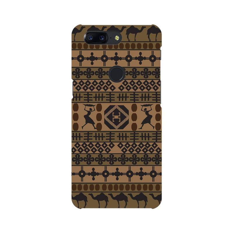 African Impulse OnePlus 5T Mobile Back Case - JumboShoppers
