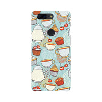 Cakes And Tea OnePlus 5T Mobile Back Case - JumboShoppers