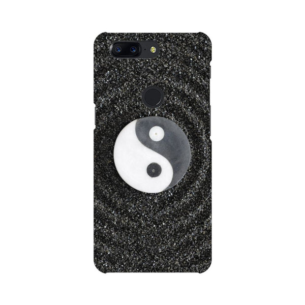Yin And Yang Stones OnePlus 5T Mobile Back Case