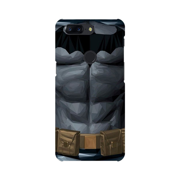 Batman Body OnePlus 5T Mobile Back Case - JumboShoppers