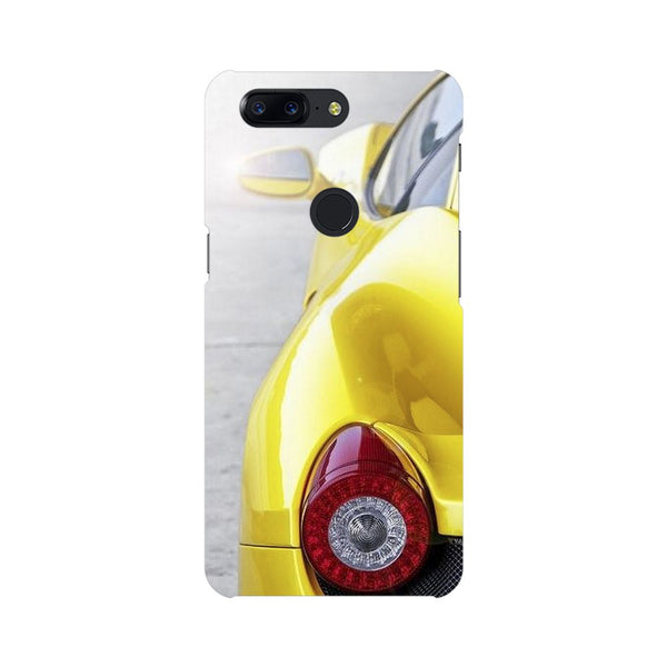 Classy Car Back OnePlus 5T Mobile Back Case - JumboShoppers