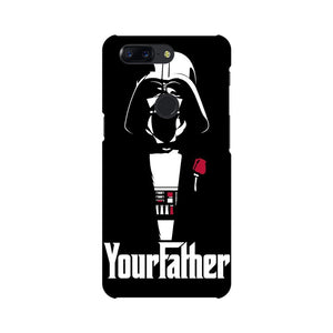 Your Father OnePlus 5T Mobile Back Case