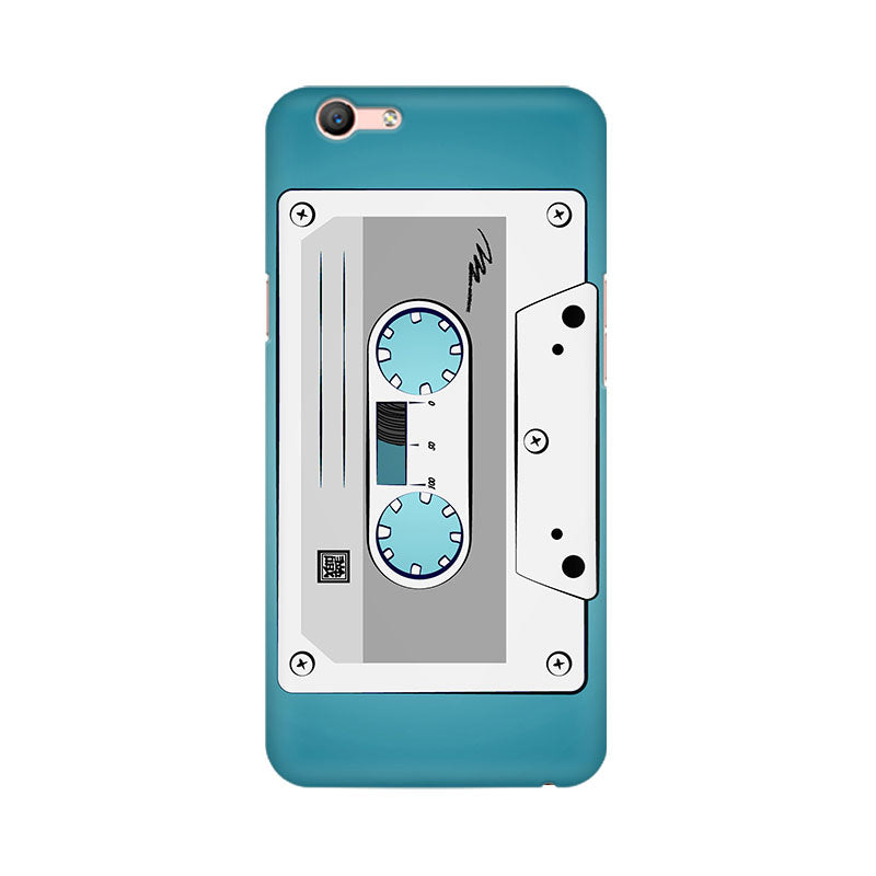 Casette Oppo F1s Mobile Back Case - JumboShoppers