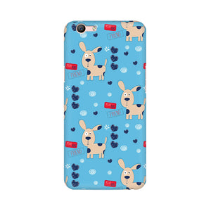 Your Dog Friend Oppo F1s Mobile Back Case