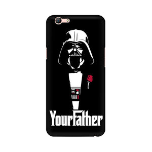 Your Father Oppo F1s Mobile Back Case