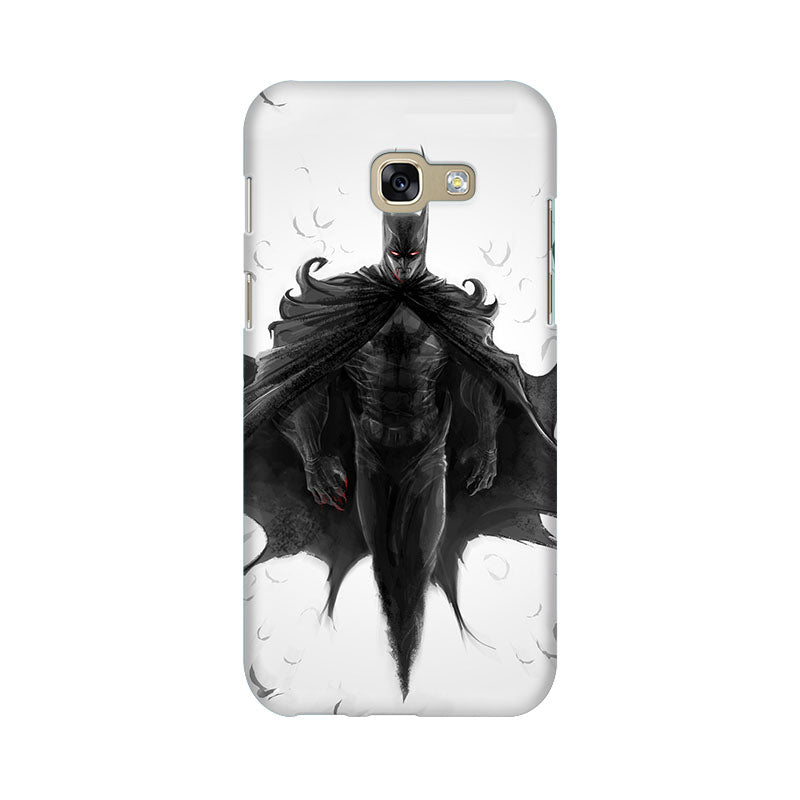 Batman The Vampire Samsung A7 2017 Mobile Back Case - JumboShoppers
