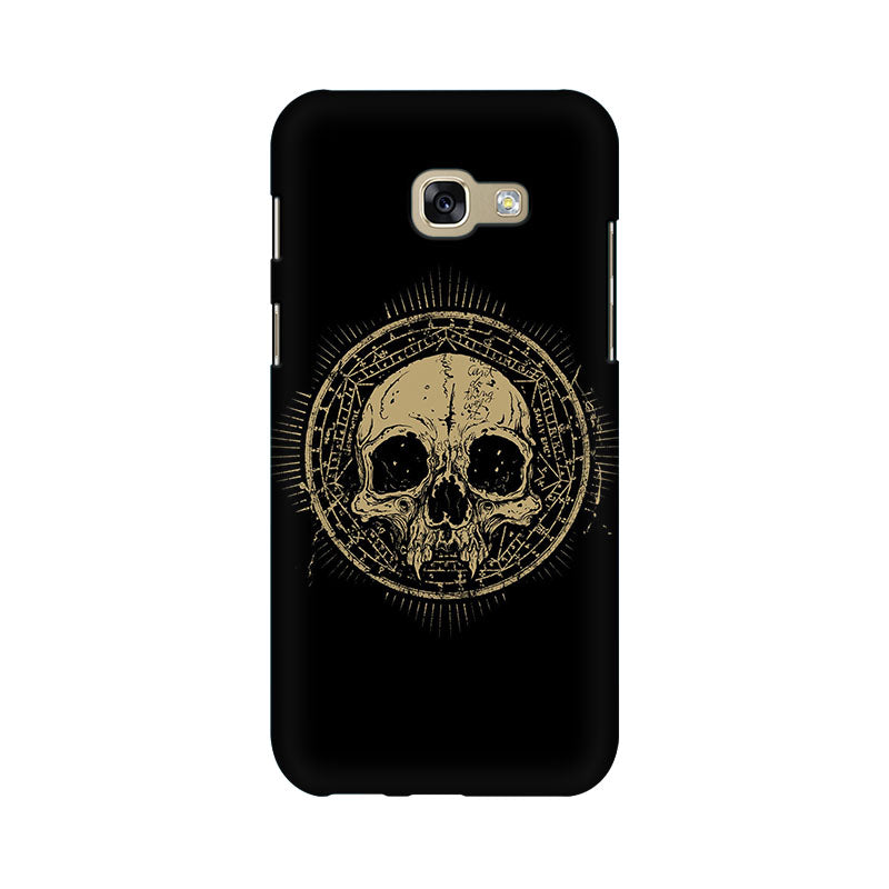 Ancient Skull Samsung A7 2017 Mobile Back Case - JumboShoppers