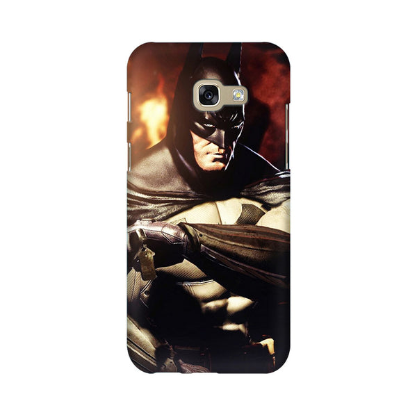 Batman Arkham City Nonchalant Samsung A7 2017 Mobile Back Case - JumboShoppers