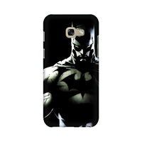 Batman Intense Samsung A7 2017 Mobile Back Case - JumboShoppers