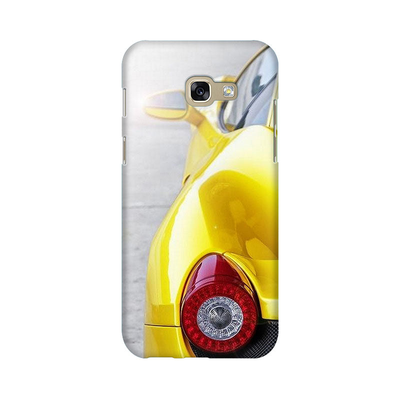 Classy Car Back Samsung A7 2017 Mobile Back Case - JumboShoppers