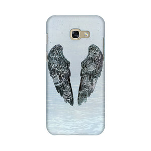 Wings Of Terror Samsung A7 2017 Mobile Back Case