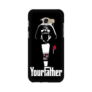 Your Father Samsung A7 2017 Mobile Back Case
