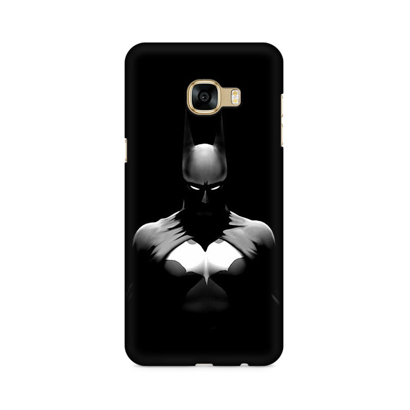 Batman Silhoutte Samsung C5 Pro Mobile Back Case - JumboShoppers