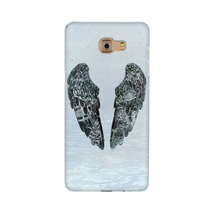 Wings Of Terror Samsung C9 Pro Mobile Back Case
