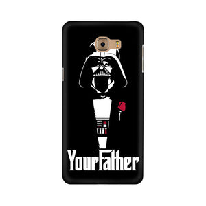 Your Father Samsung C9 Pro Mobile Back Case