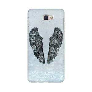 Wings Of Terror Samsung Galaxy J5 Prime Mobile Back Case