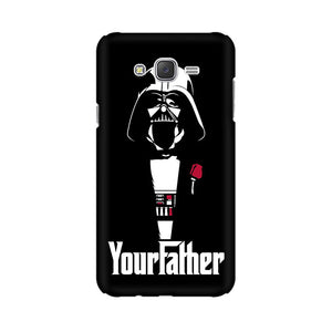 Your Father Samsung Galaxy J7 Mobile Back Case
