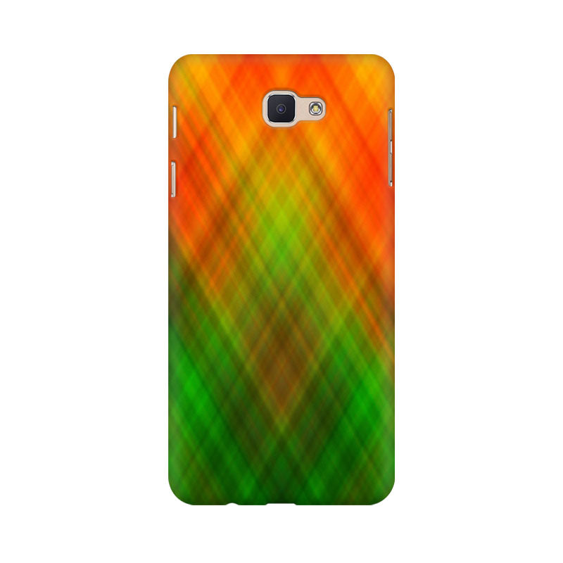 Abstract Rainbow Fusion Samsung Galaxy J7 Prime Mobile Back Case - JumboShoppers